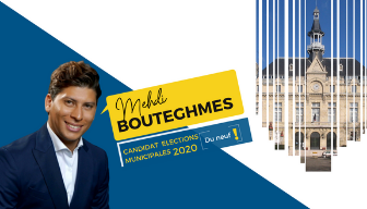 M Bouteghmes candidat elections municipales 2020